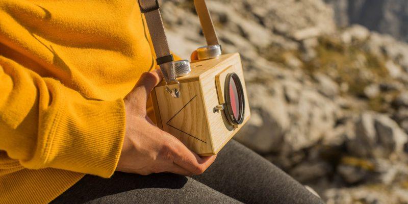 ONDU MK III Pinhole Camera