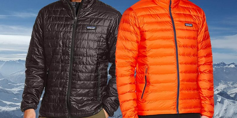Patagonia Nano Puff vs Down Sweater: Which is Best?